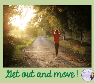 Exercise is a great way to recharge during summer break.