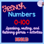French-numbers-activities