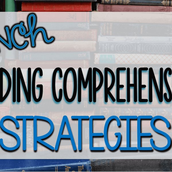 French Reading Comprehension Strategies