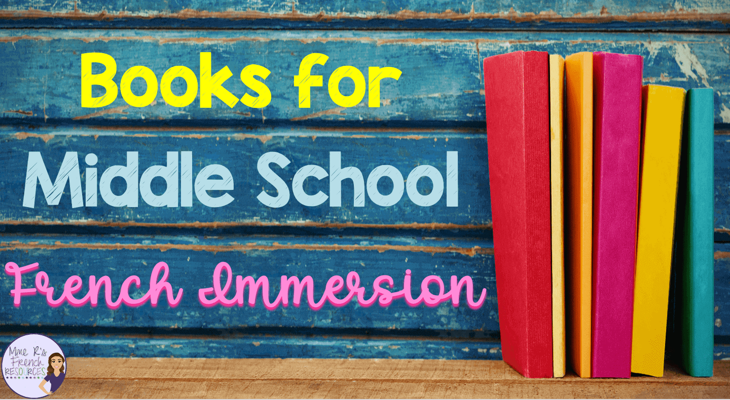 hight resolution of Books to Read in French Immersion   Mme R's French Resources