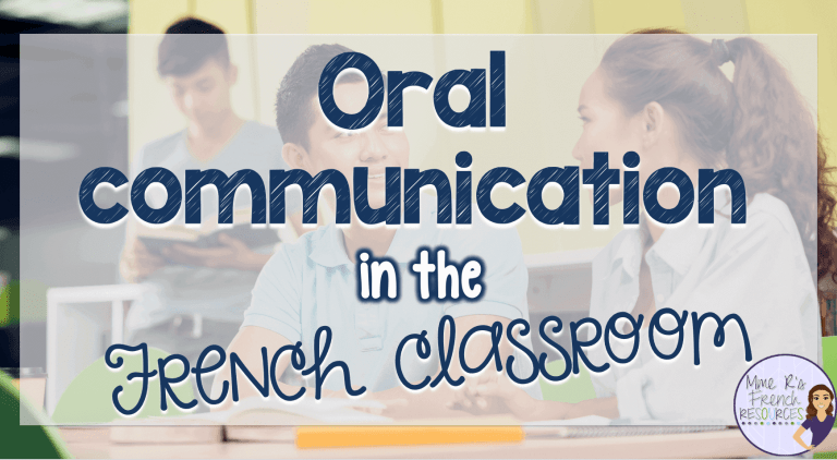 French-oral-communication