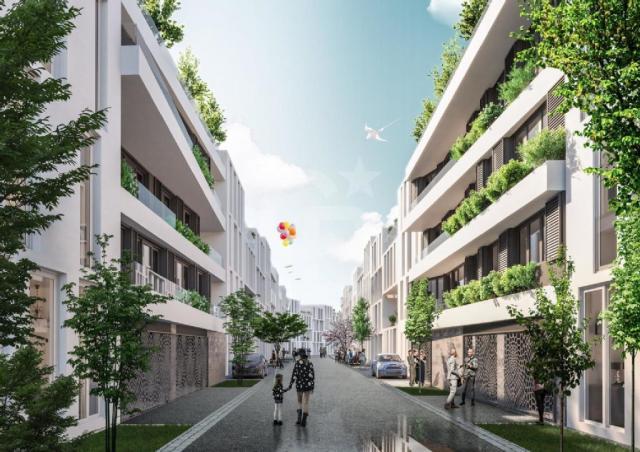 vente appartement avec terrasse