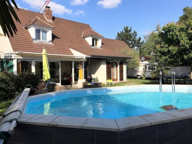 vente maison avec piscine val d oise