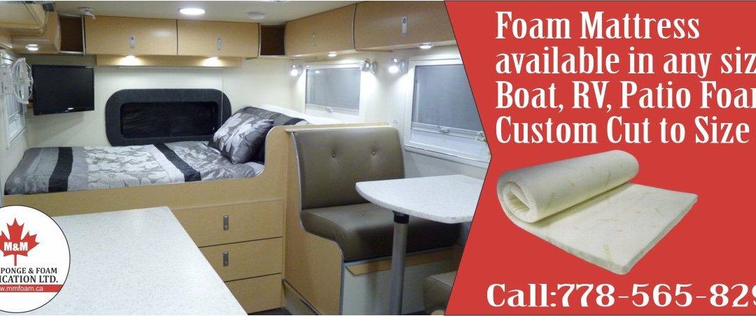 Boat, RV, Patio Custom Foam / Sponge – Cheap Price Sale