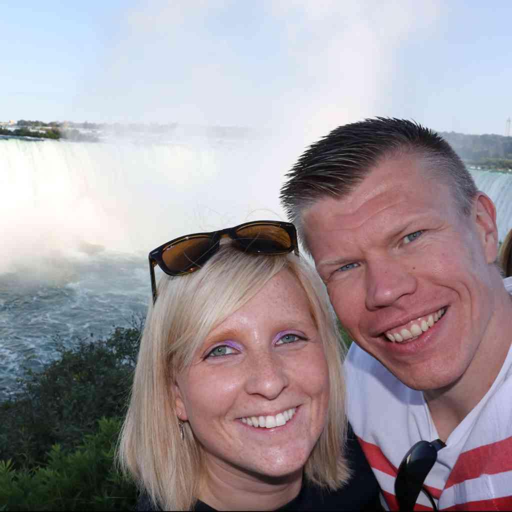 Kanada: Ausflug zu den Niagarafällen