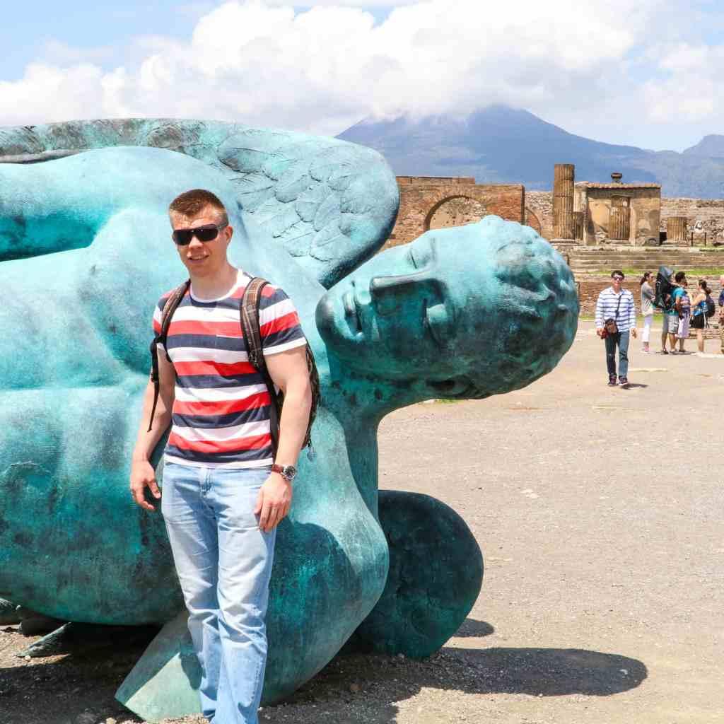 Italien: Pompeji und Ercolano