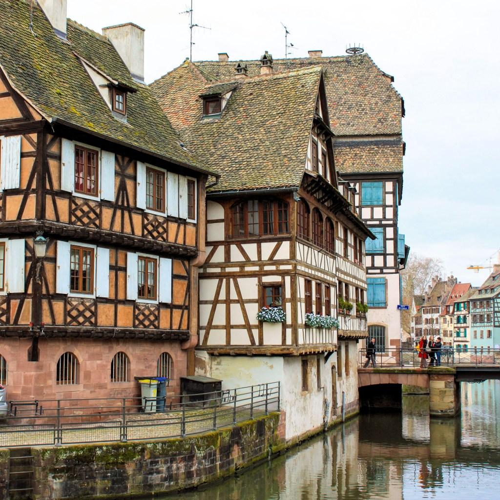 Frankreich: Sehenswürdigkeiten in Strasbourg (Straßburg) & Umgebung