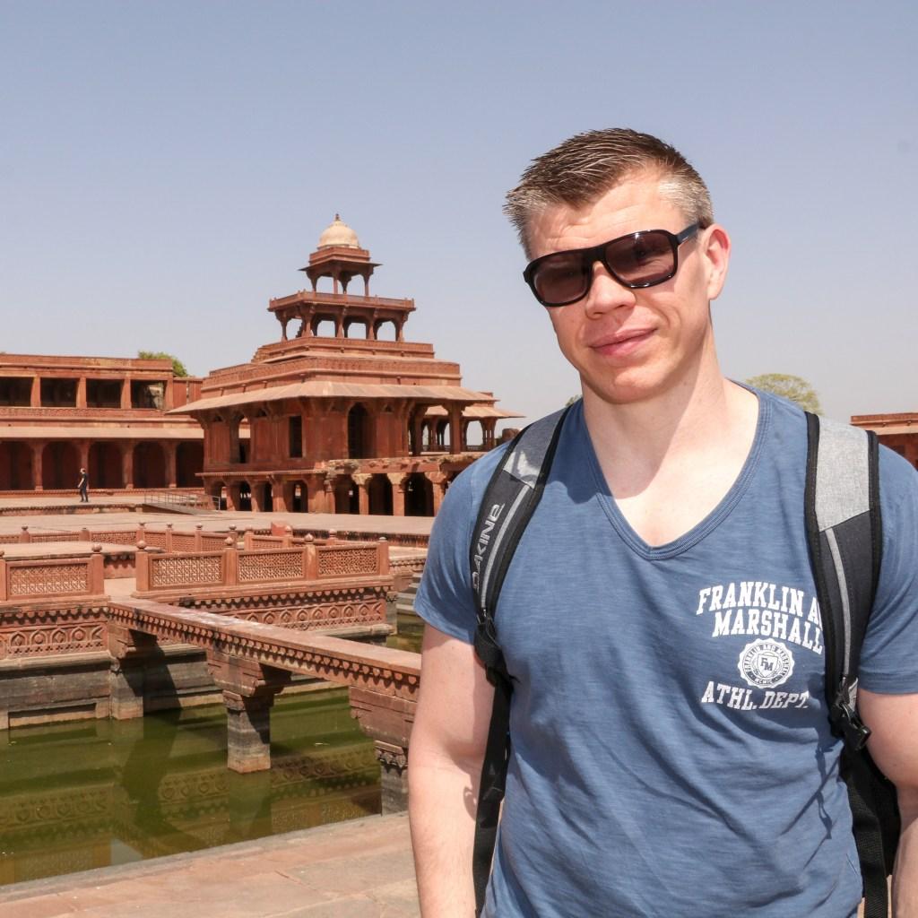 Indien: Zwischenstopp in Fatehpur Sikri
