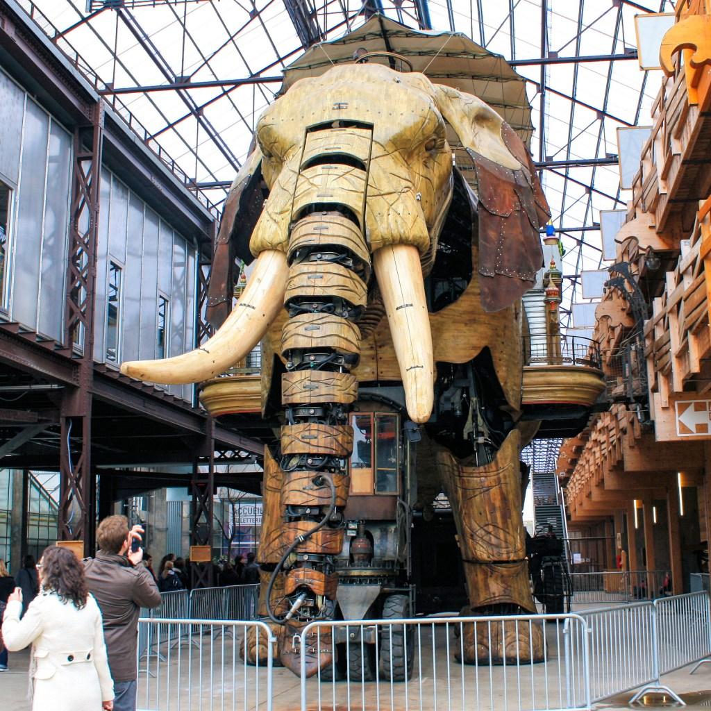 Frankreich: Sehenswürdigkeiten in Nantes