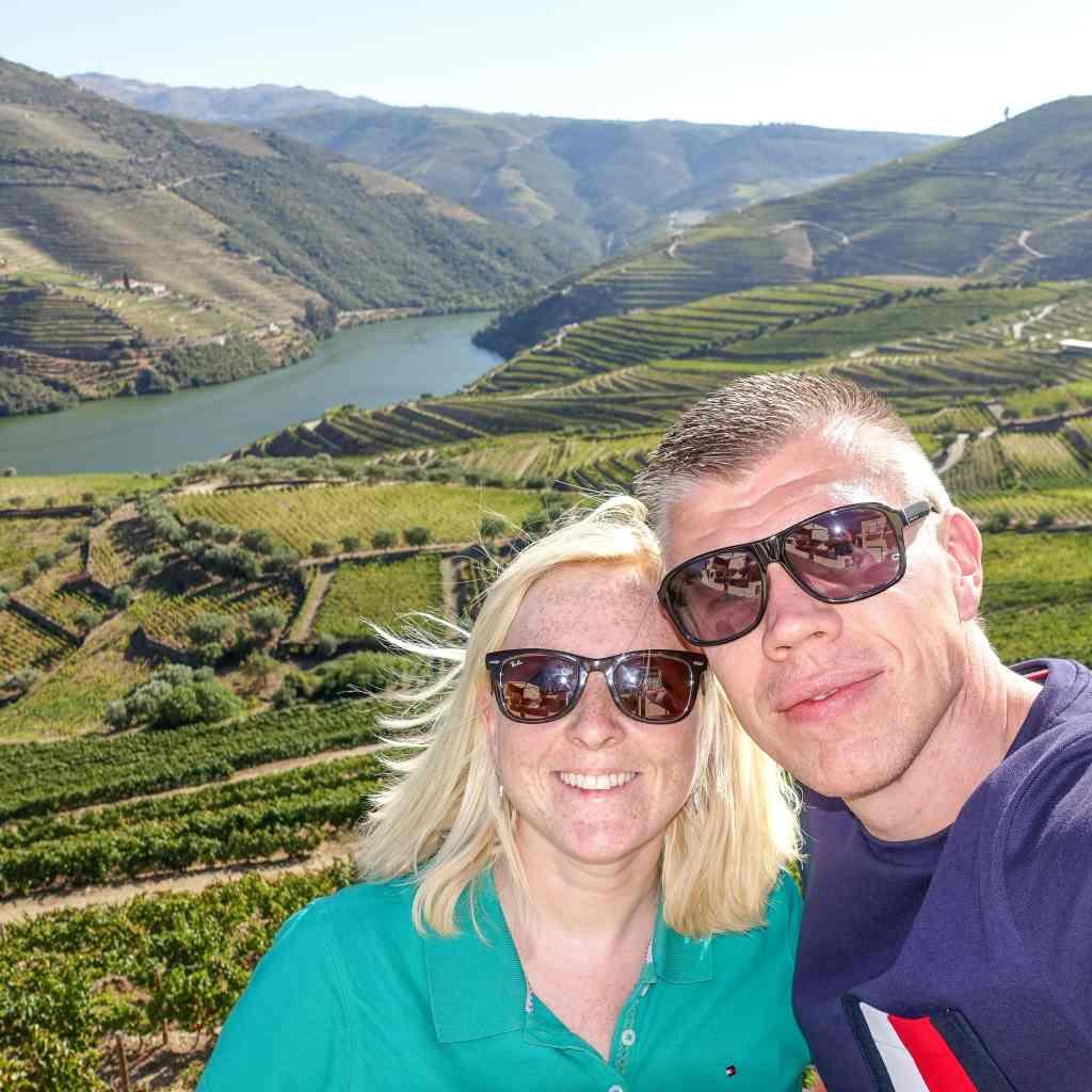 Portugal: Ausflug ins Douro-Tal & Weingut-Übernachtung in Pinhão