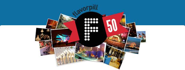 Flavorpill 50