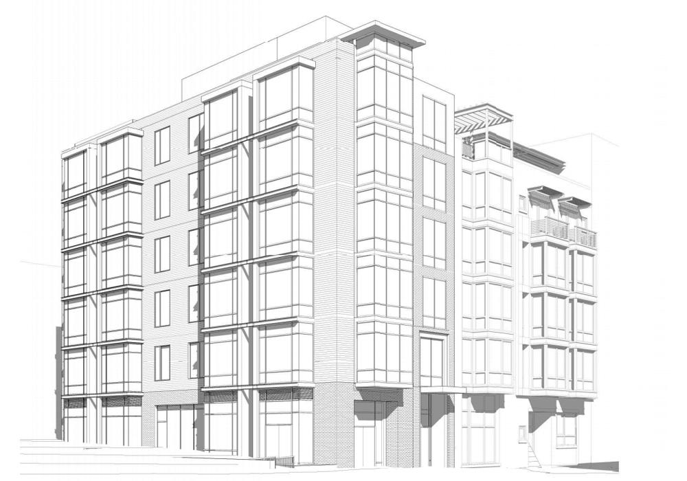 The Augusta – 3831 Georgia Ave Apartments