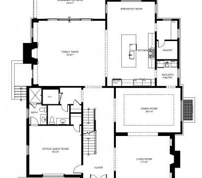 The Basics – 4420 Edmunds Street NW