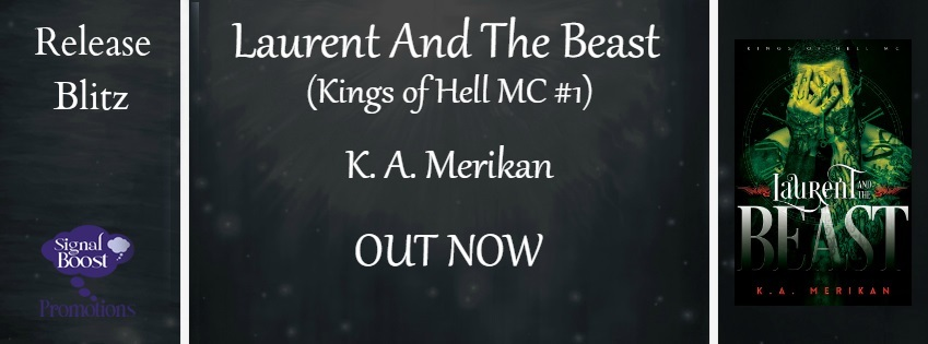 K.A. Merikan - Laurent and the Beast RB Banner