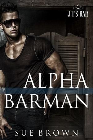 Sue Brown - Alpha Barman Cover s