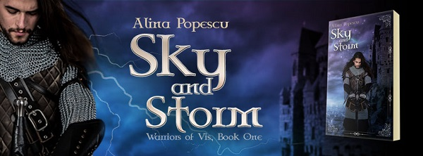 Sky and Storm by Alina Popescu