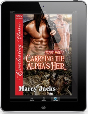 Carrying the Alpha's Heir by Marcy Jacks