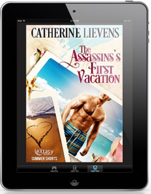 The Assassin's First Vacation by Catherine Lievens