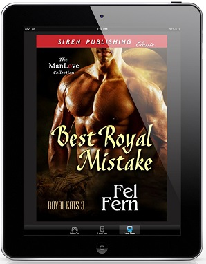 Best Royal Mistake by Fel Fern