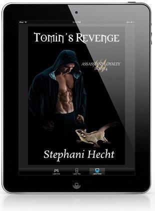 Tomin's Revenge by Stephani Hecht
