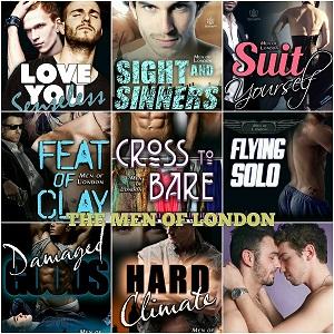 Men of London series by Susan Mac Nicol Promo & Giveaway!