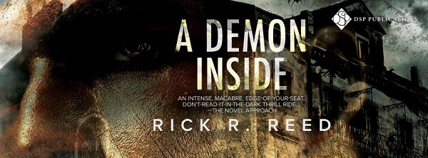 A Demon Inside by Rick R. Reed