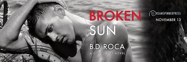 Broken Sun by B.D. Roca