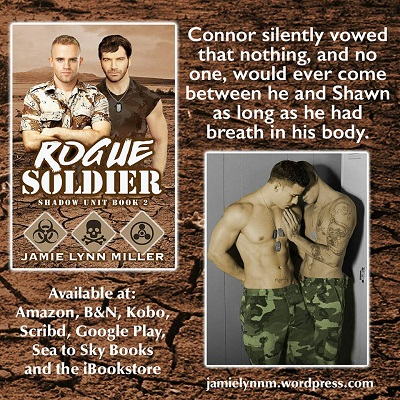 Rogue Soldier by Jamie Lynn Miller