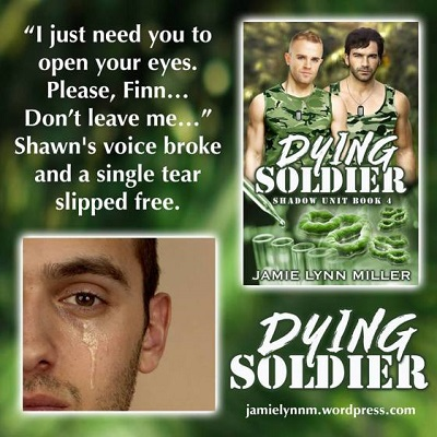 Dying Soldier by Jamie Lynn Miller