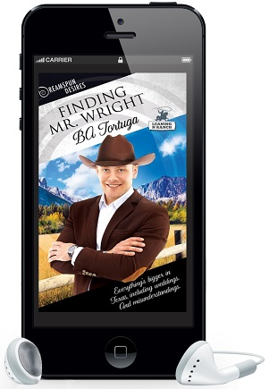 Finding Mr Wright by B.A. Tortuga ~ Audio Review