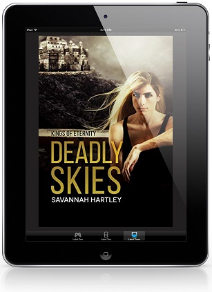 Deadly Skies by Savannah Hartley (2nd edition)