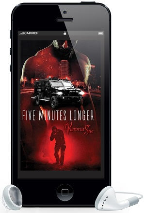 Five Minutes Longer by Victoria Sue ~ Audio Review