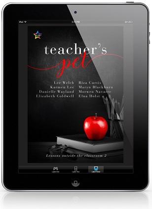 Teacher's Pet II Anthology Release Blast, Excerpt & Giveaway!