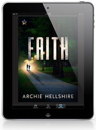 Faith by Archie Hellshire Release Blast, Excerpt & Giveaway!