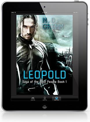 Leopold by M.D. Grimm
