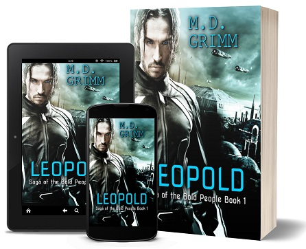 Leopold by M.D. Grimm Blog Tour, Exclusive Excerpt, Review & Giveaway!