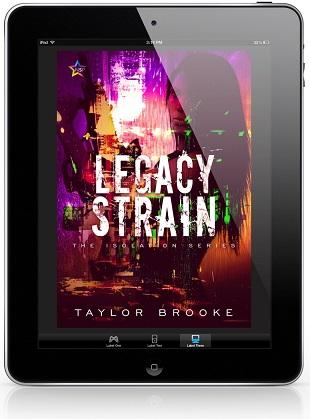 Legacy Strain by Taylor Brooke Release Blast, Excerpt & Giveaway!