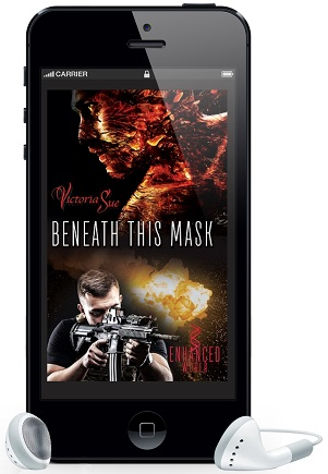 Beneath This Mask by Victoria Sue ~ Audio Review