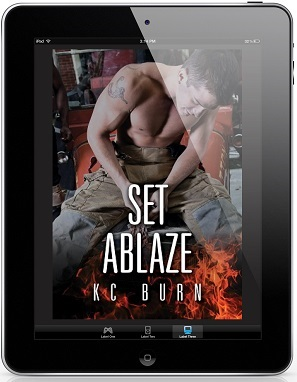 Set Ablaze by K.C. Burn
