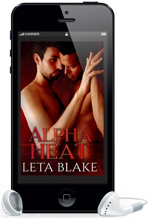 Leta Blake: Alpha Heat ~ Audio Review