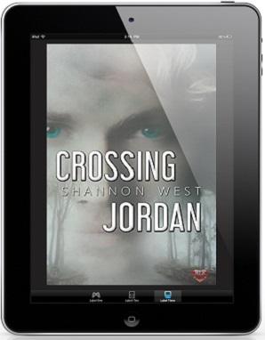 Crossing Jordan by Shannon West