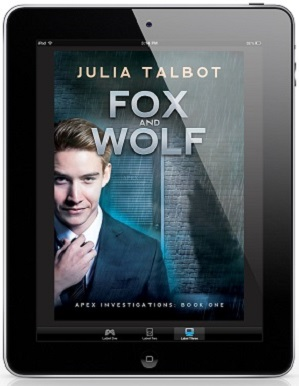 Fox and Wolf by Julia Talbot Guest Post & Excerpt!