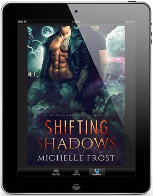 Shifting Shadows by Michelle Frost