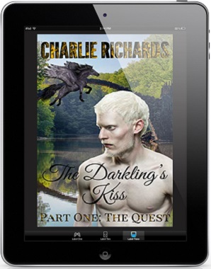 The Darkling's Kiss: Part One: The Quest by Charlie Richards
