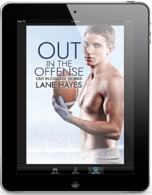Out in the Offense by Lane Hayes Blog Tour & Excerpt!