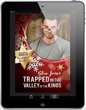 Trapped in the Valley of the Kings by Blue Jones