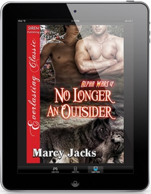 No Longer an Outsider by Marcy Jacks