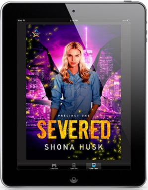 Severed by Shona Husk Release Blast, Excerpt & Giveaway!