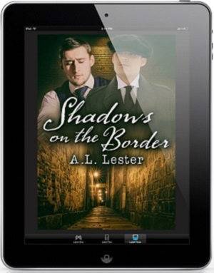 Shadows On The Border by A.L. Lester Release Blast, Excerpt & Giveaway!