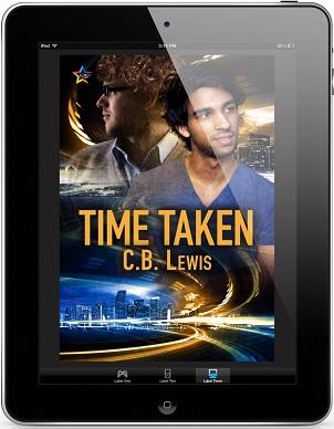 Time Taken by C.B. Lewis Release Blast, Excerpt & Giveaway!
